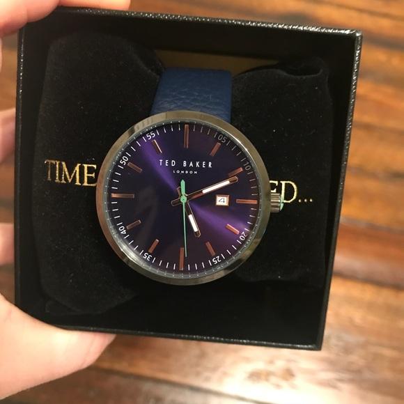 55847fdd27fa Men s Ted Baker Watch (New in Box). M 5c59d6870e3b866088fea15a
